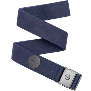 Arcade Belts Ranger Slim Web Belt - Navy