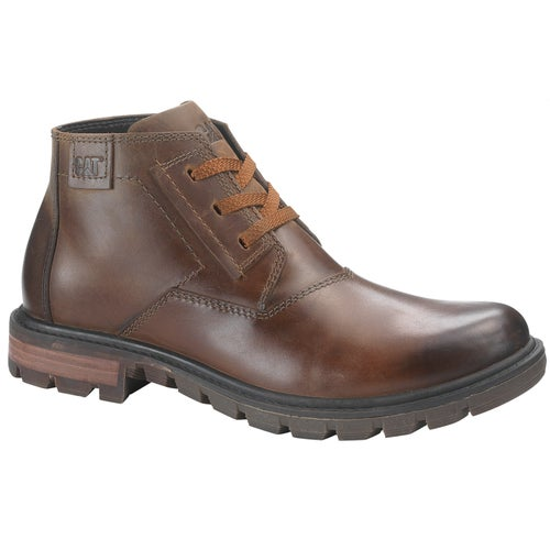 Caterpillar Stats Boots - Brown