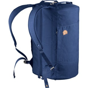Fjallraven Splitpack Duffle Bag - Deep Blue