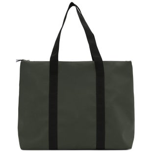 Rains City Tote Shopper Bag - 03 Green