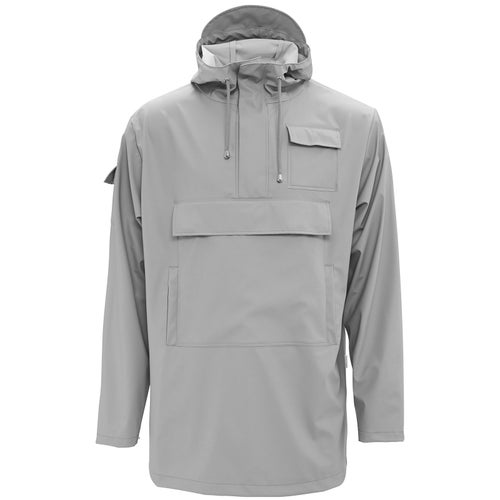 Rains Camp Anorak Jacket - 75 Stone