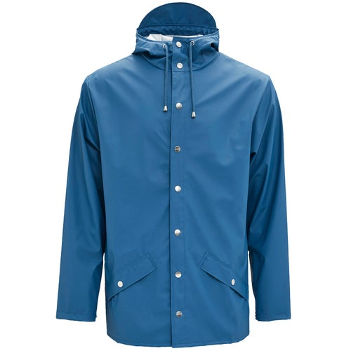 Rains Classic Jacket - 42 Faded Blue