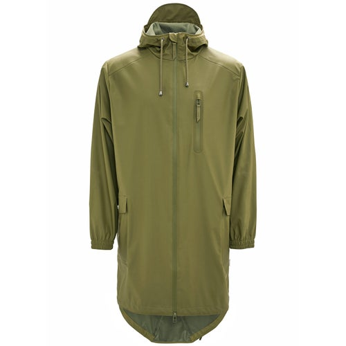 Rains Parka Jacket - 78 Sage
