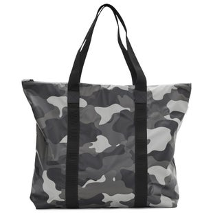 Rains Aop Tote Bag Shopper Bag - 82 Night Camo