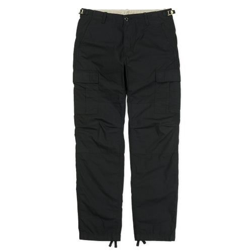Carhartt Aviation Cargo Pants - Black Rinsed