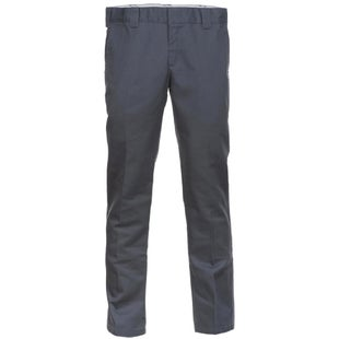 Dickies WP872 Slim Fit Work Pants - Charcoal Grey