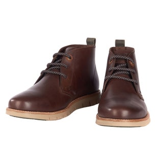 Barbour Burghley Boots - Brown