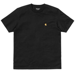 Carhartt Chase 2018 T Shirt - Black Gold