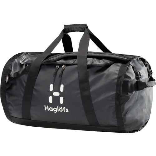 Haglofs Lava 110 Duffle Bag - True Black