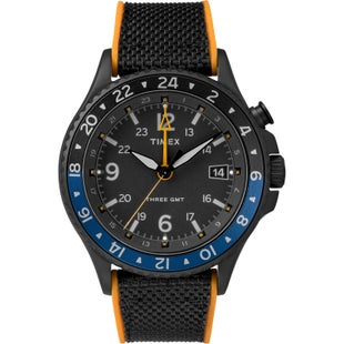 Timex Allied Watch - Black