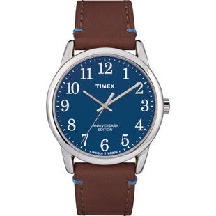 Timex Easy Reader Watch - Blue