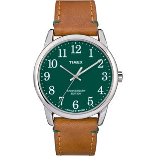 Timex Easy Reader Watch - Silvertone