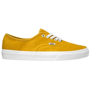 Vans Authentic Vans Terry Shoes - Yellow