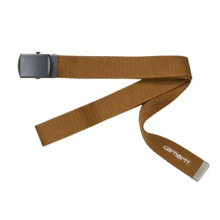 Carhartt Orbit Web Belt - Hamilton Brown / White