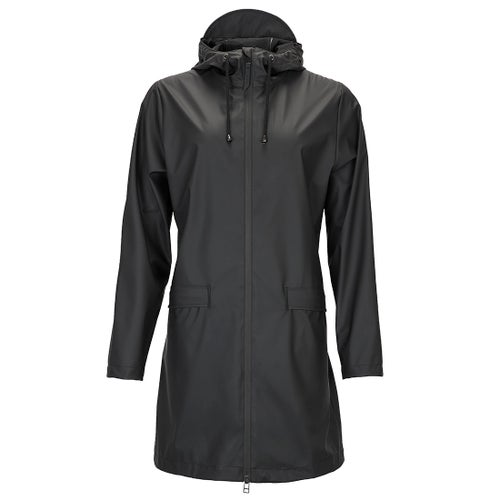 Rains W Coat Ladies Jacket - Black