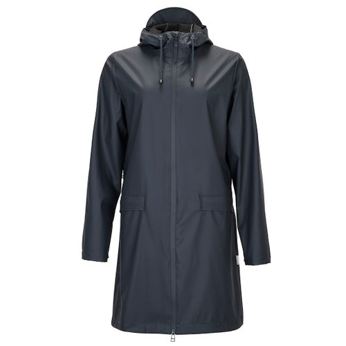Rains W Coat Ladies Jacket - Blue