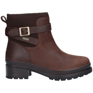 Muck Boots Liberty Ankle Leather Boots - Brown