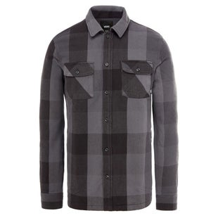 Vans Hixon IV Shirt - Black Charcoal
