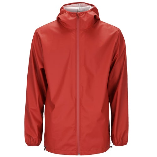 Rains Base Jacket - 20 Scarlet