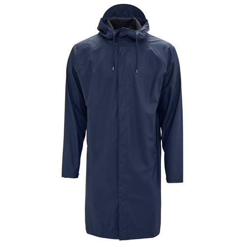 Rains Coat Jacket - 02 Blue