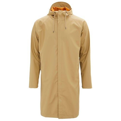 Rains Coat Jacket - 30 Desert