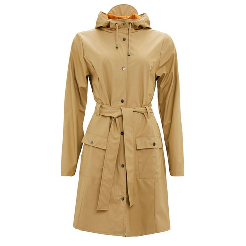 Rains Curve Ladies Jacket - 30 Desert