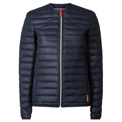 Hunter Original Mid Layer Ladies Jacket - Navy