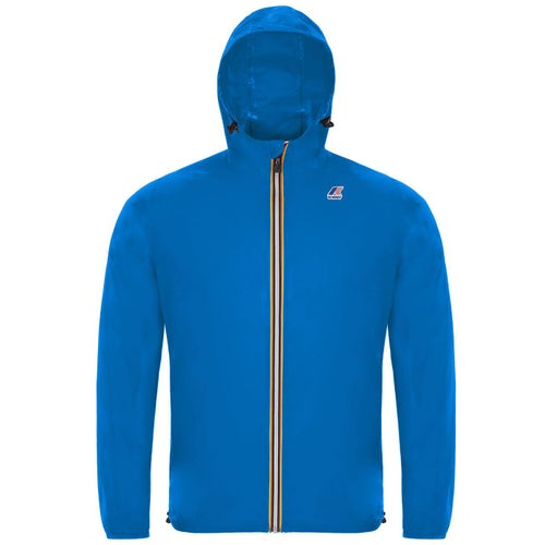 K-Way Le Vrai 3.0 Claude Jacket - Blue France