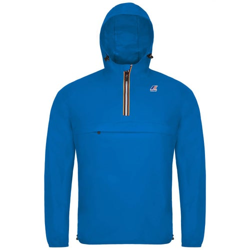 K-Way Le Vrai Leon 3.0 Jacket - Blue France