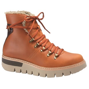 Caterpillar Attention Wp Sneakers - Rust