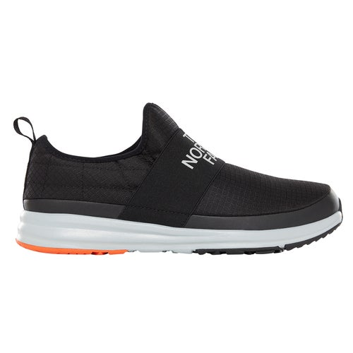 North Face M Cadman Nse Moc Shoes - TNF Black Scarlet Ibis
