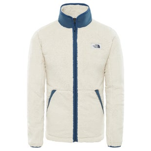North Face Campshire Hoody - Vintage White Shady Blue