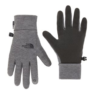 North Face ETIP Gloves - TNF Medium Grey Heather