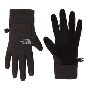 North Face W Etip Hardface Glov Gloves - TNF Black Heather