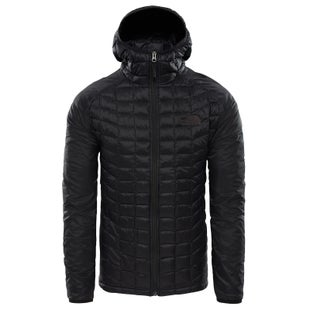 North Face Thermoball Sport Hooded Jacket - TNF Black TNF Black