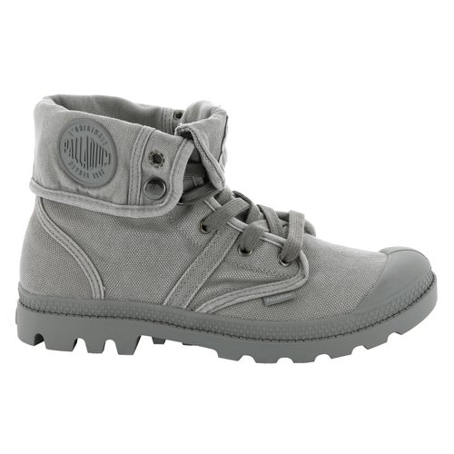Palladium Us Baggy Boots - Titanium/high Rise