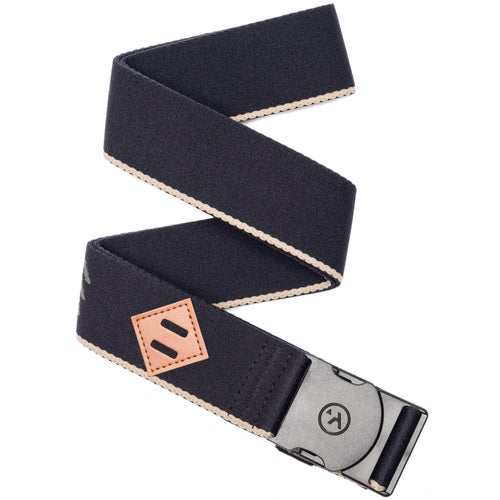 Arcade Belts Blackwood Web Belt - Black/khaki
