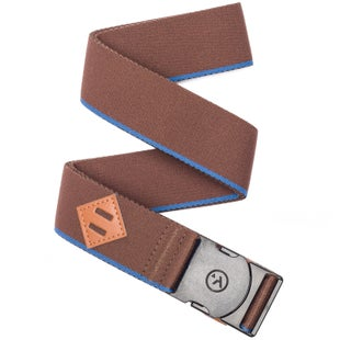 Arcade Belts Blackwood Web Belt - Brown/polar Blue