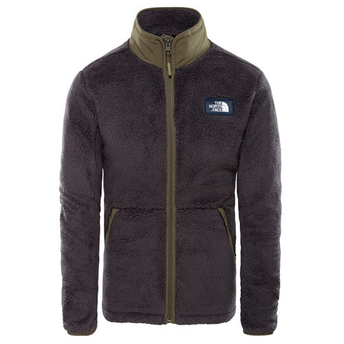 North Face Campshire Hoody - Weathered Black New Taupe Green