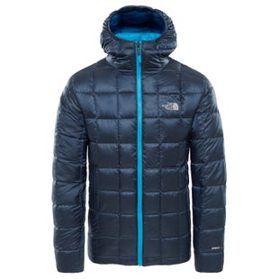 North Face Kabru Hooded Down Jacket - Urban Navy