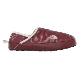 North Face Thermoball Traction Mule IV Slippers - Shiny Fig Burnished Lilac