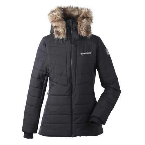 Didriksons Ona Jacket - Black