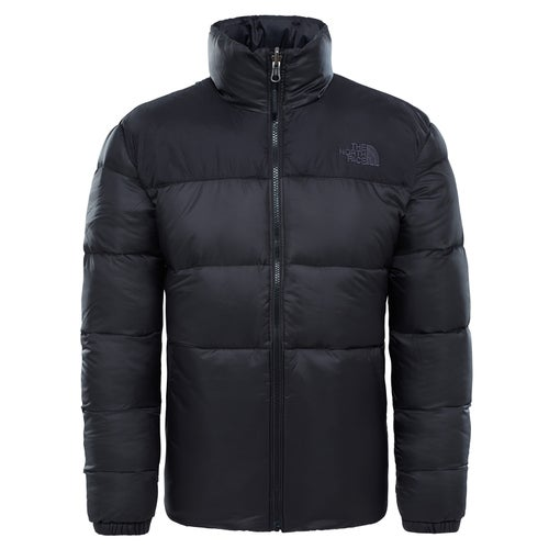 North Face Nuptse III Down Jacket - Tnf Black