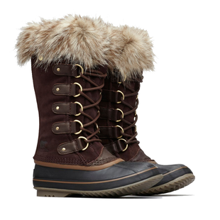 Sorel Joan Of Arctic Faux Fur Ladies Boots - Cattail