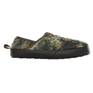 North Face Thermoball Traction Mule IV Slippers - Tarmcgnmacrflckpt/tmblwgn