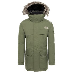 North Face McMurdo Parka Down Jacket - Four Leaf Clover