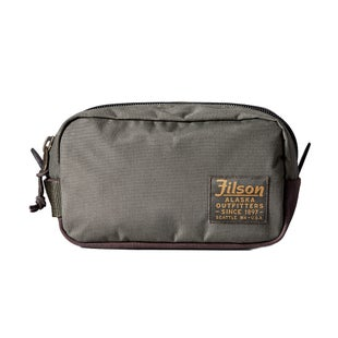 Filson Travel Pack Washbag - Otter Green