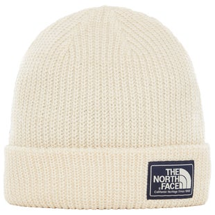 North Face Capsule Salty Dog Beanie - Vintage White Peyote Beige