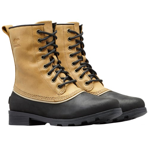 Sorel Emelie Ladies Boots - Elk/Black