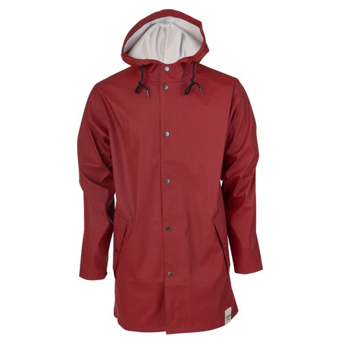 Tretorn Wings Plus Jacket - Oak Red